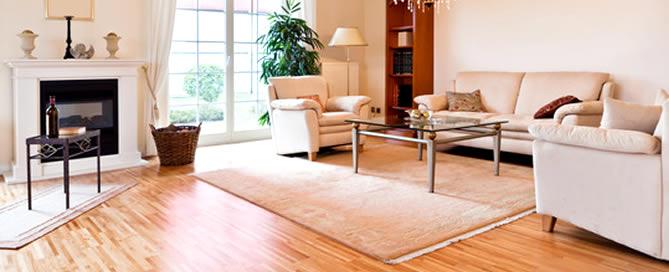 Fussbodenpflege und Versiegelung